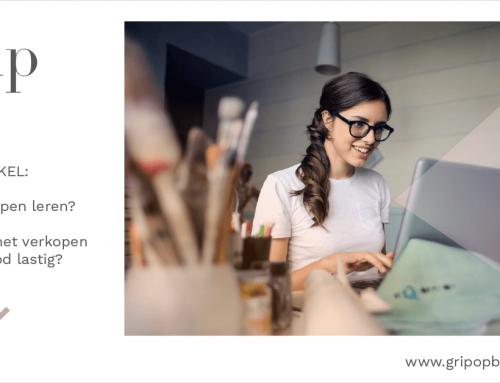 Kun je verkopen leren?
